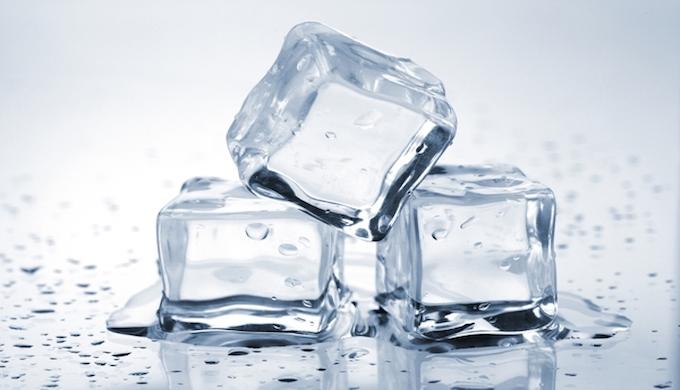 緊張という氷を溶かす