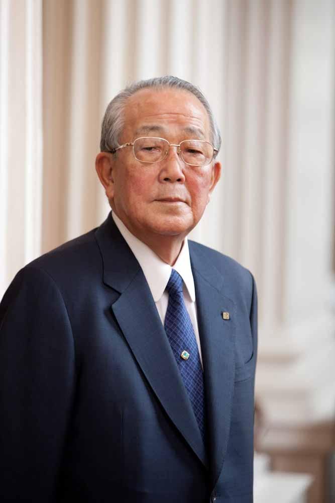稲盛元会長