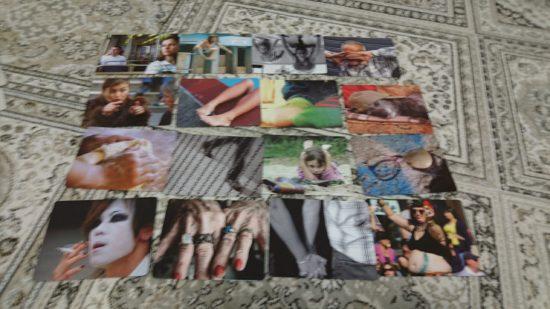 パンクタムカード写真