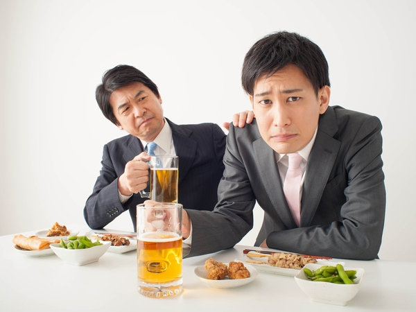 上司との飲み会