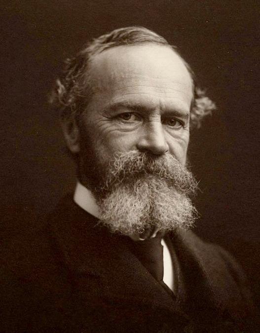 ウィリアム・ジェームズ