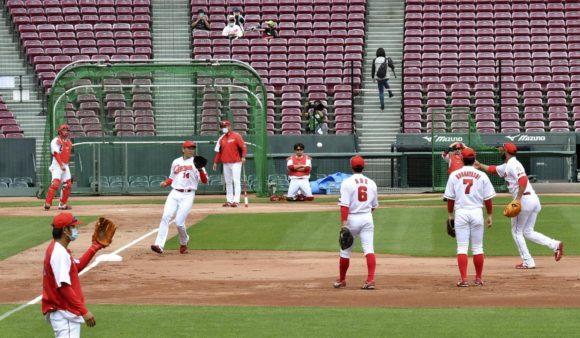 プロ野球開幕