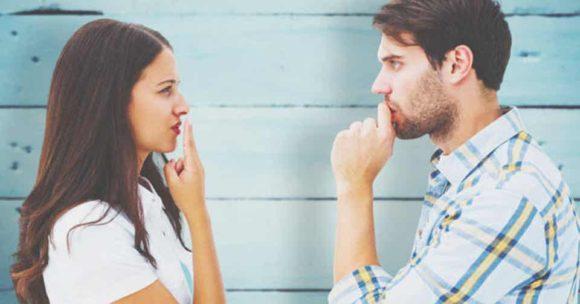 男と女の会話