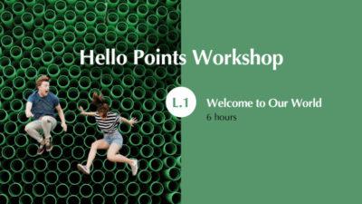 Hello Points ワークショップ