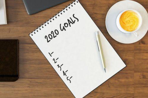 2020年目標