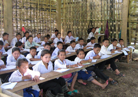 東南アジアの学校