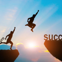 失敗は成功の元
