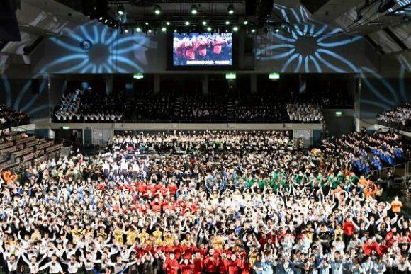 千人音楽祭