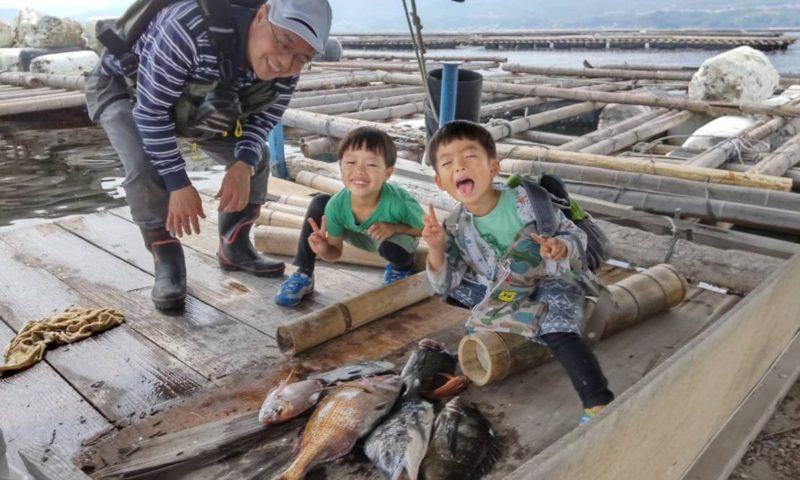 釣りの釣果